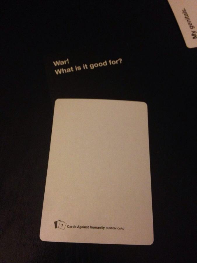 Are These The Most Offensive Cards Against Humanity Answers Possible? card 10