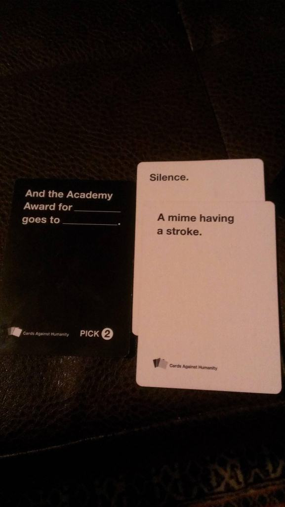 Are These The Most Offensive Cards Against Humanity Answers Possible? cards 3