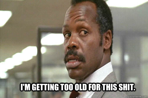 Things You Can Get Away With In Your Twenties That You Shouldnt Do In Your Thirties danny glover