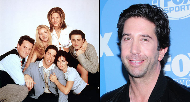 David Schwimmer Has Now Claimed The Friends Reunion Isnt Actually A Reunion david schwimmer FB