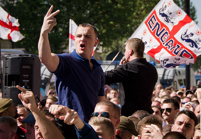 A Muslim Group Has Offered To Cook Dinner For Pissed Off EDL Protesters edl web thumb 2