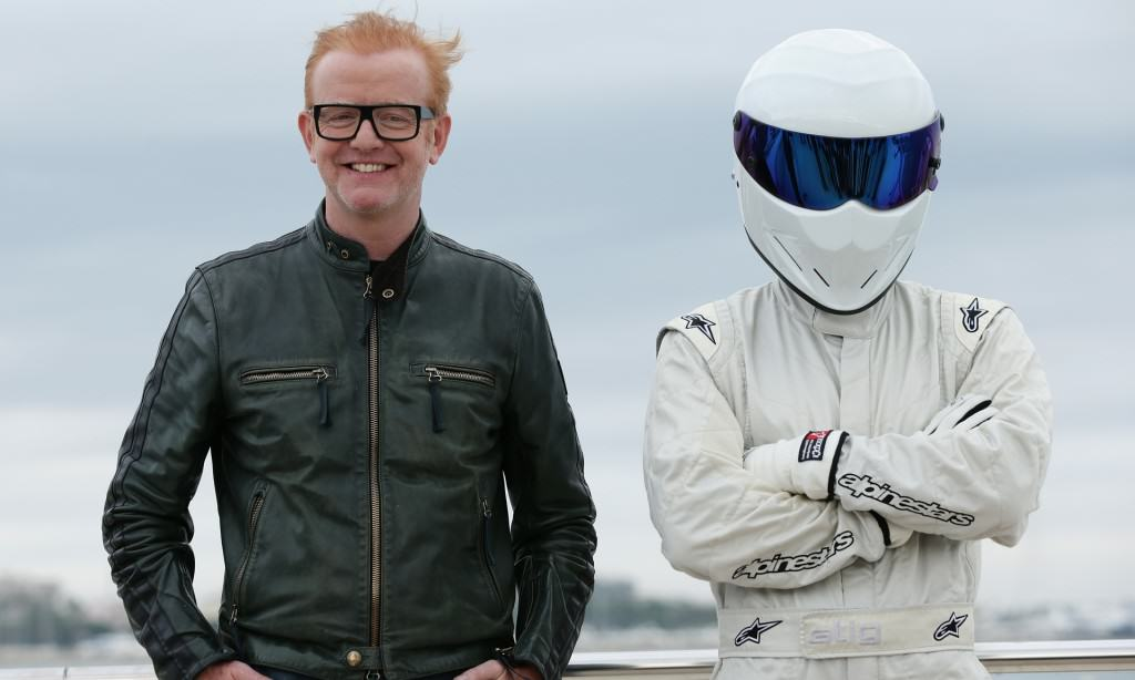 Chris Evans Has Already Threatened To Quit Top Gear, Apparently evans top gear 1
