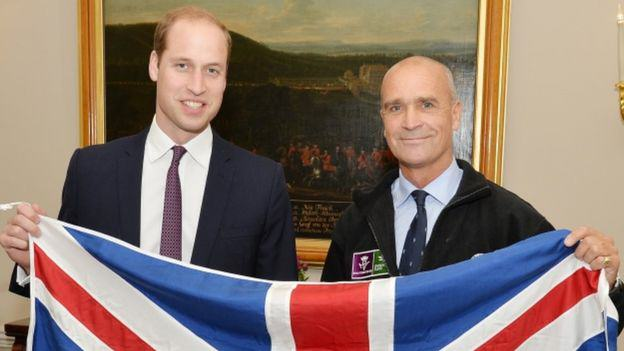 Prince William Pays Tribute After Death Of Heroic Antarctic Explorer explorer2
