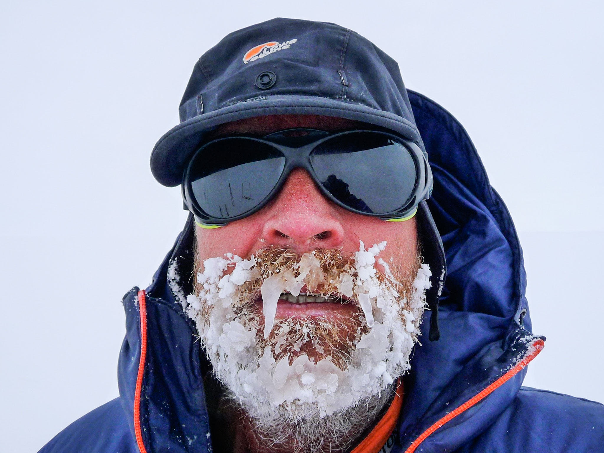 Prince William Pays Tribute After Death Of Heroic Antarctic Explorer explorer3