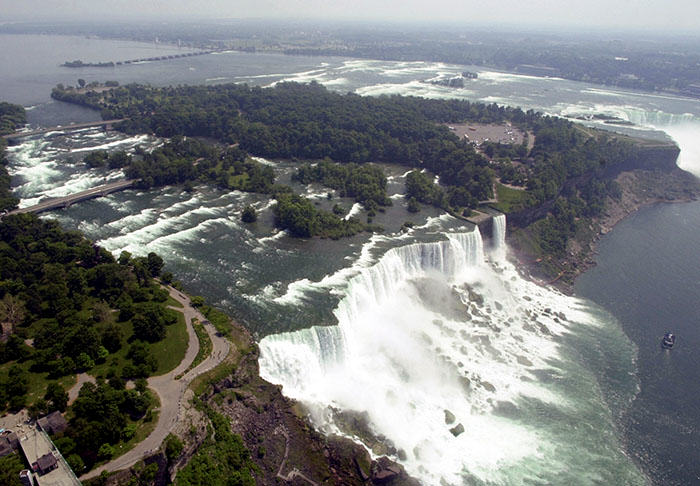 Apparently America Might Be Turning Off Niagara Falls falls1 2