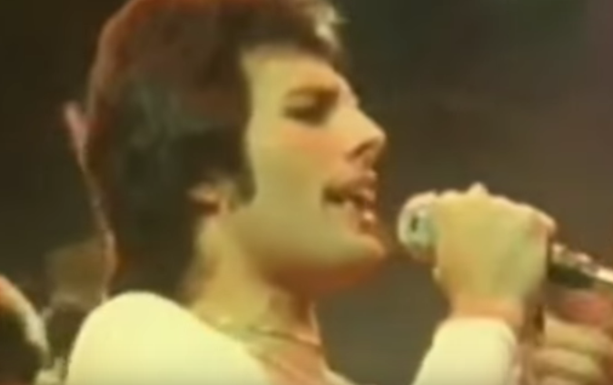Freddie Mercury We Are The Champions Vocal Only Track Is Absolutely Stunning freddie1