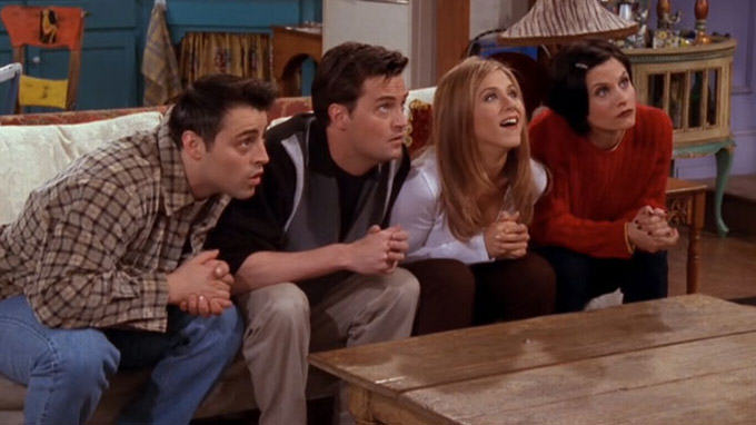 A Robot Has Created A Brilliant New Episode Of Friends friends new script