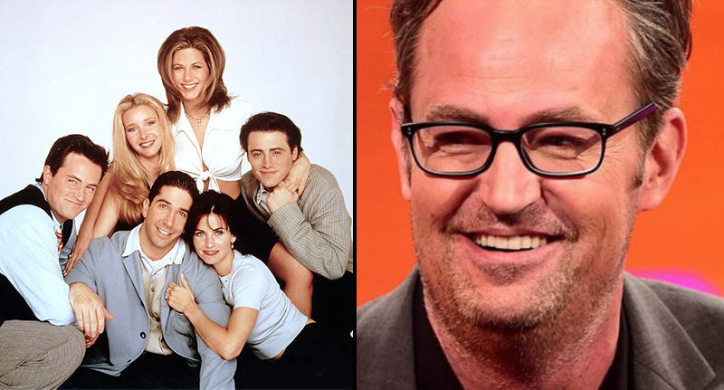 Matthew Perry Wont Be Attending The Friends Reunion, Apparently friends perry FB