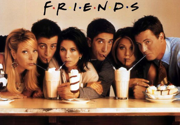 Its Official, A Friends Reunion Is Finally About To Happen friends web