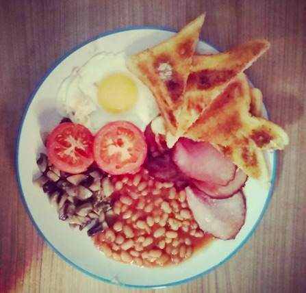 How To See Out National Breakfast Week In Style fullbrek
