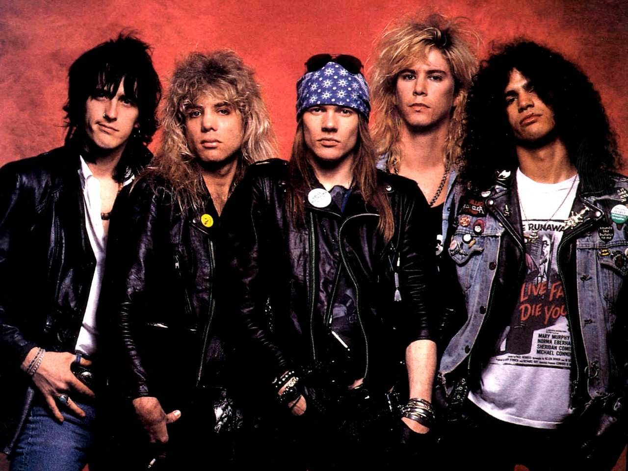 Its Official, Guns N Roses Are Getting Back Together guns n roses 1