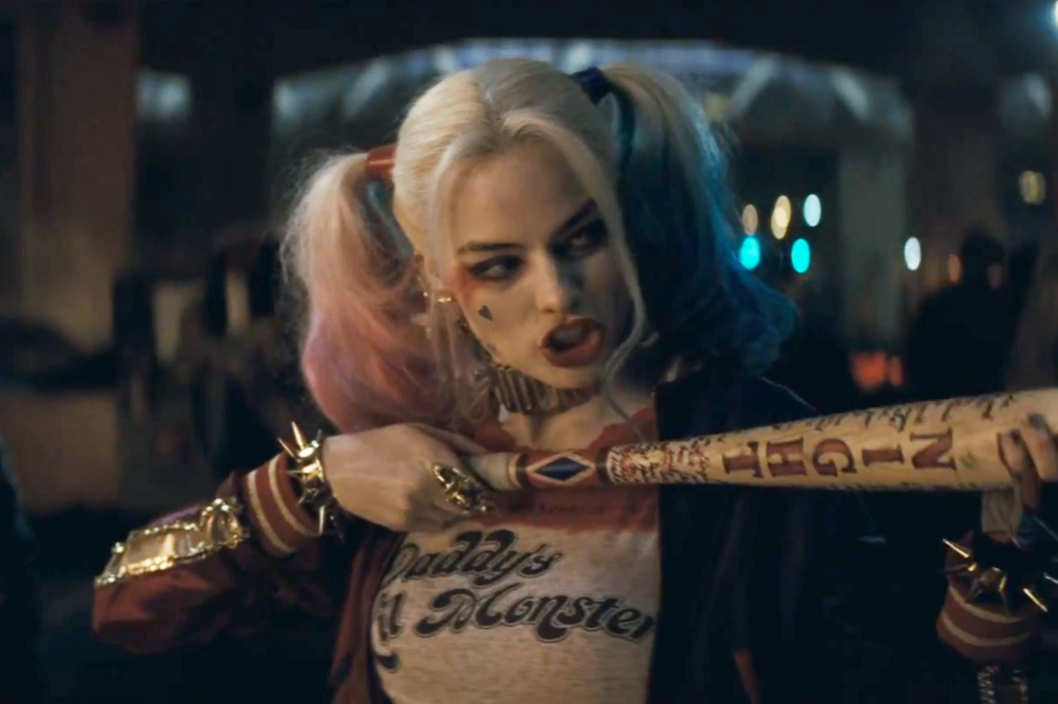 The New Suicide Squad Trailer Is Insane In Every Way Imaginable harley quinn