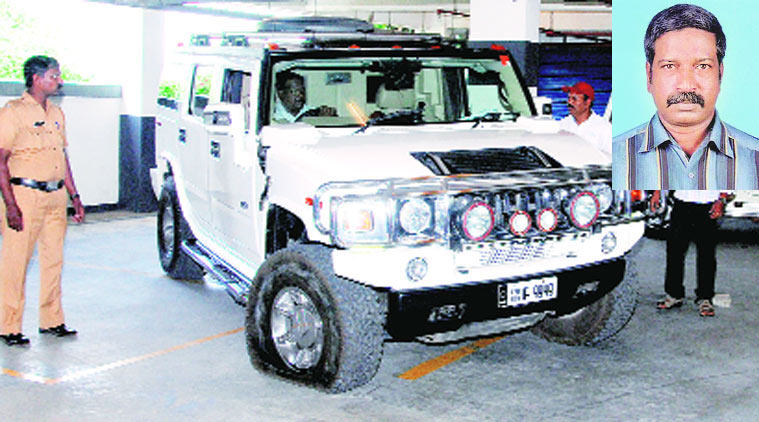 Millionaire Crushed Security Guard To Death For Opening Gate Too Slow hummer