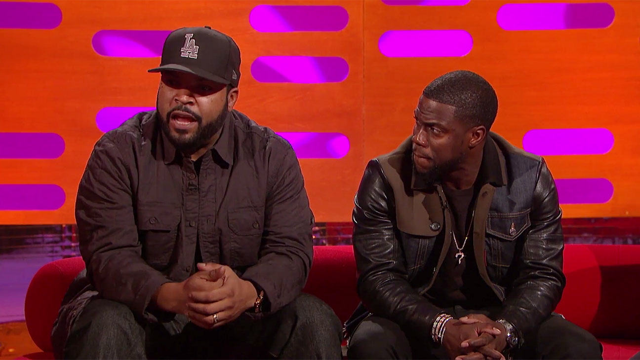 Ice Cube Gives His Thoughts On Oscars Racism Controversy ice cube
