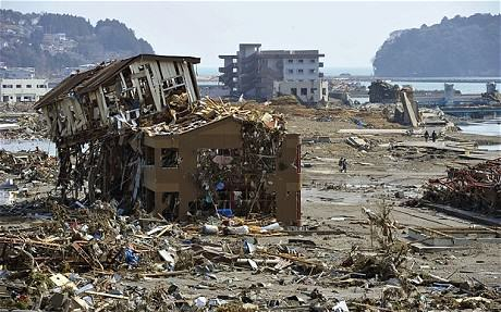 Taxi Drivers Have Been Picking Up Ghost Passengers In Tsunami Hit Town japan6