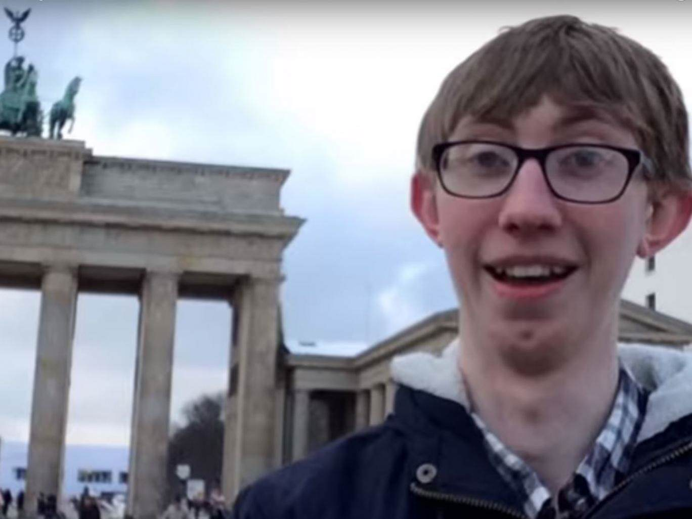 Lad Goes On Ballache Trip From Sheffield To Essex Via Berlin To Save A Few Quid jordon cox