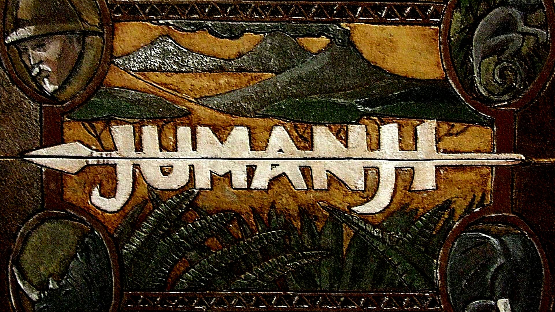 More Bad News About The Upcoming Jumanji Remake Nobody Asked For jumanji wallpaper robin williams tribute by professoradagio d7v6irj