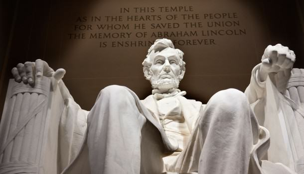 Turns Out Star Wars Supreme Leader Snoke Was Inspired By A U.S. President lincoln monument