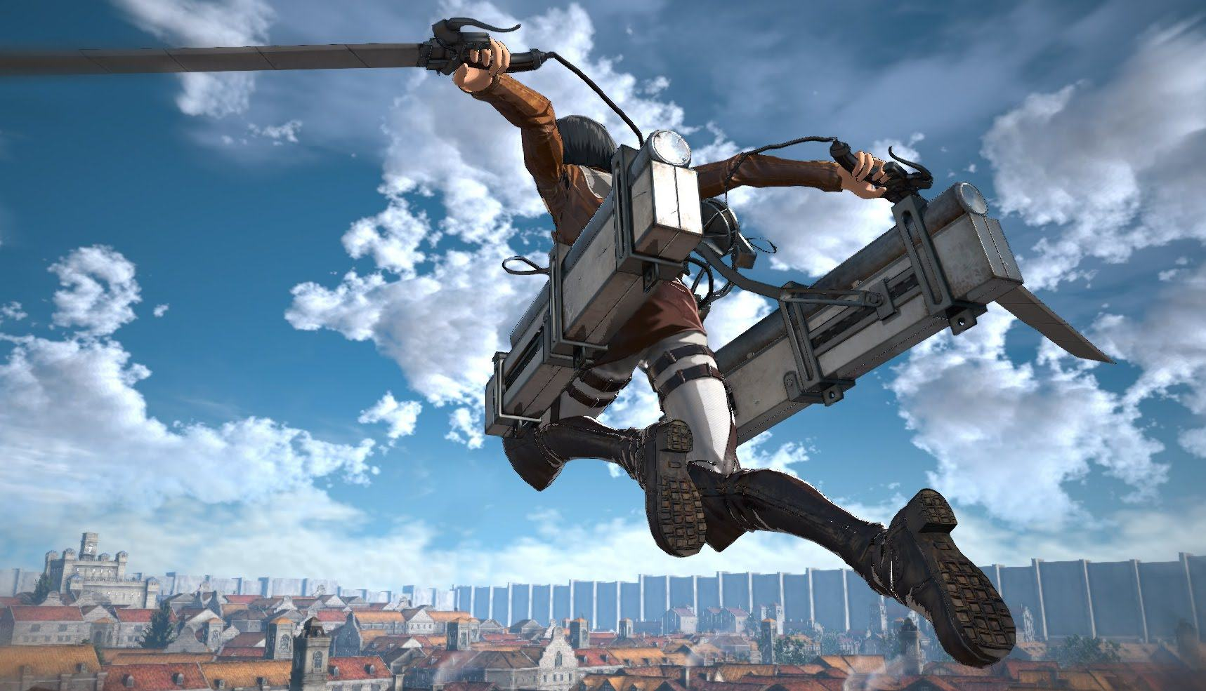 New Attack On Titan Trailer Showcases A Ton Of Awesome Gameplay maxresdefault 2 1