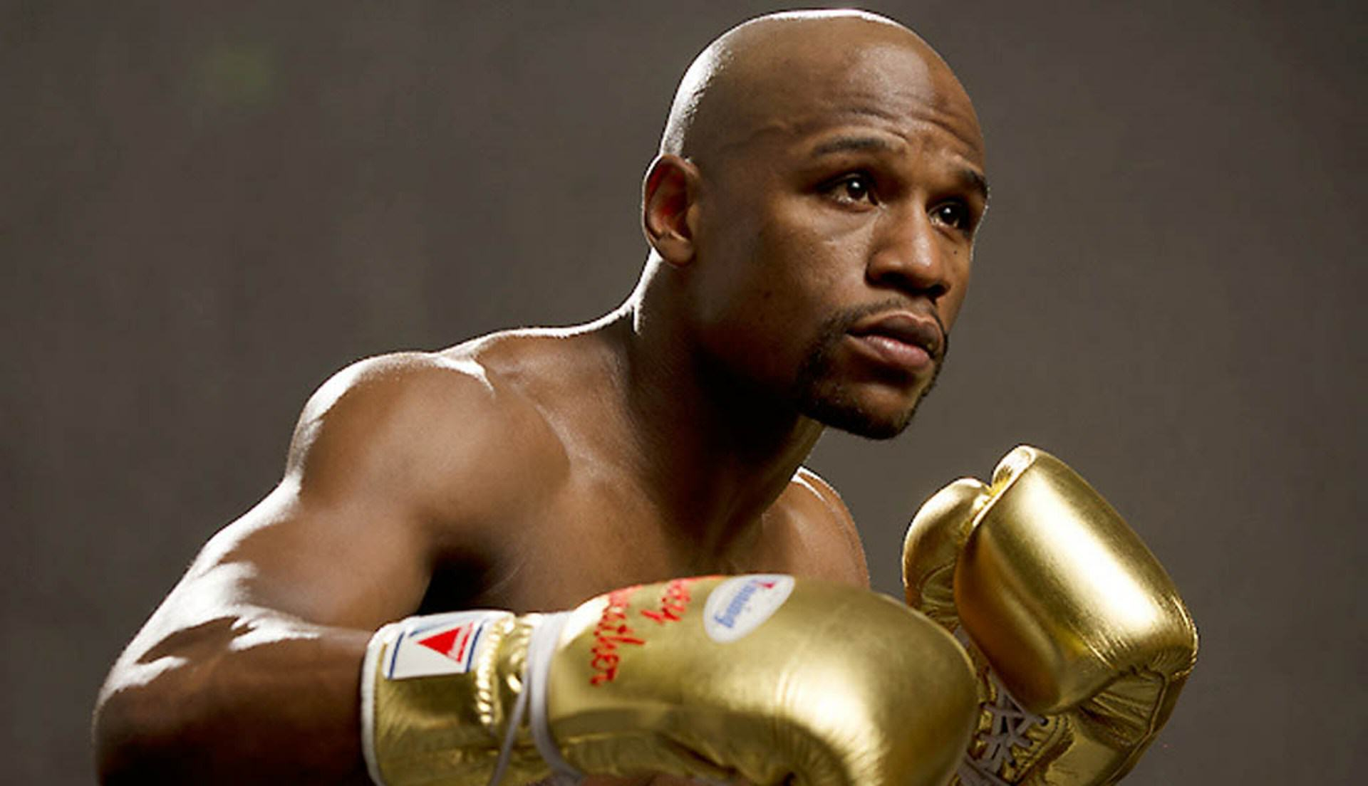 Floyd Mayweather Says Conor McGregors Popularity Proves Racism Still Exists mayweather1