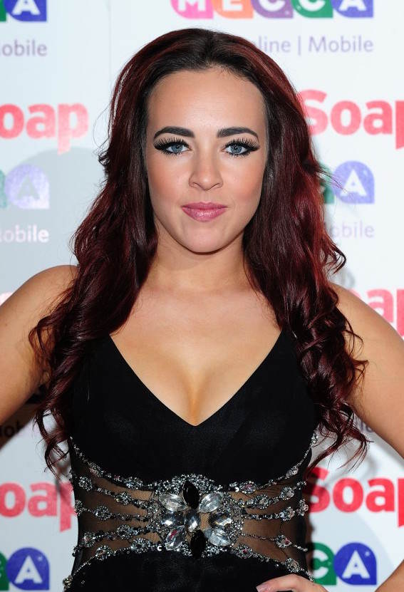 This Is How Much The Desperate Celebs Of CBB 2016 Are Being Paid o STEPHANIE DAVIS 570 1