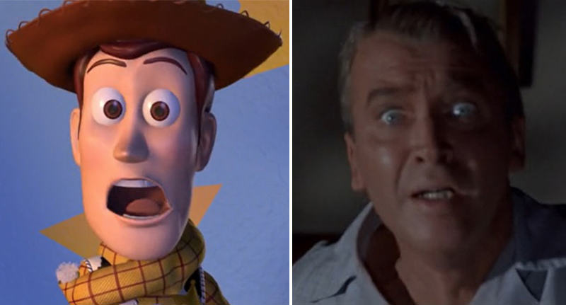 Awesome Video Shows All Of Pixars References To Classic Movies pixar FB