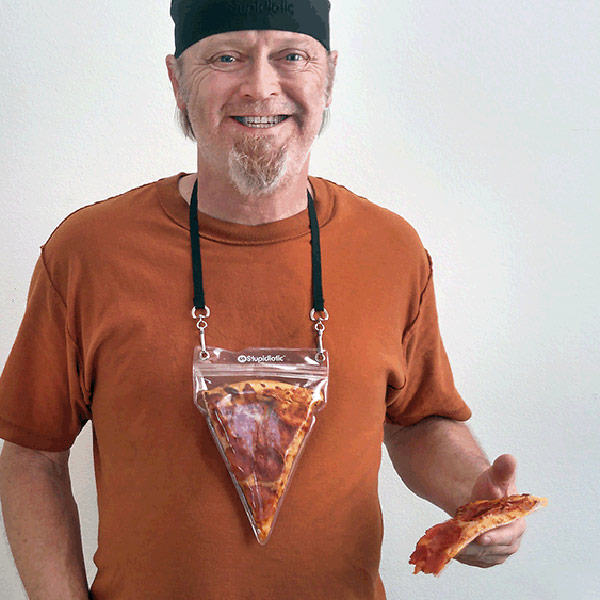 Brilliant New Necklace Makes Pizza Accessible At All Times pizza3