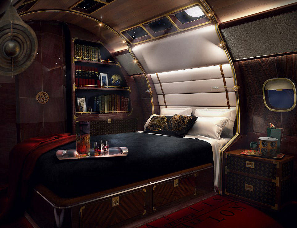 This Plane/Boat Hybrid Luxury Private Jet Is Absolutely Ridiculous plane 3