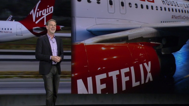This Tech Development Could Make Flying Way More Entertaining plane5