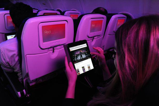 This Tech Development Could Make Flying Way More Entertaining plane6