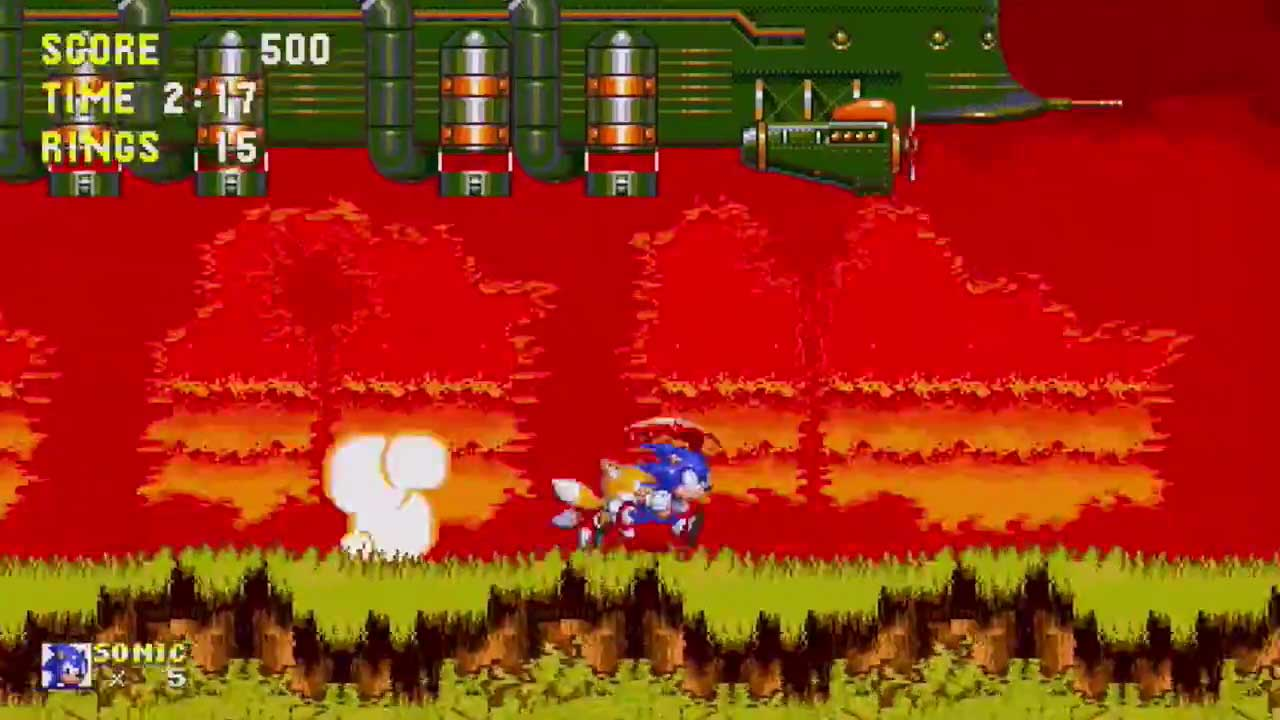 We May Finally Have Confirmation Of Michael Jacksons Involvement With Sonic 3 ps level full 1