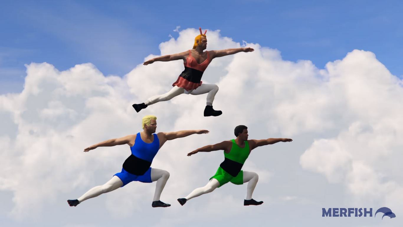 The Power Puff Girls Intro Recreated In GTA V Is Bizarrely Awesome puff