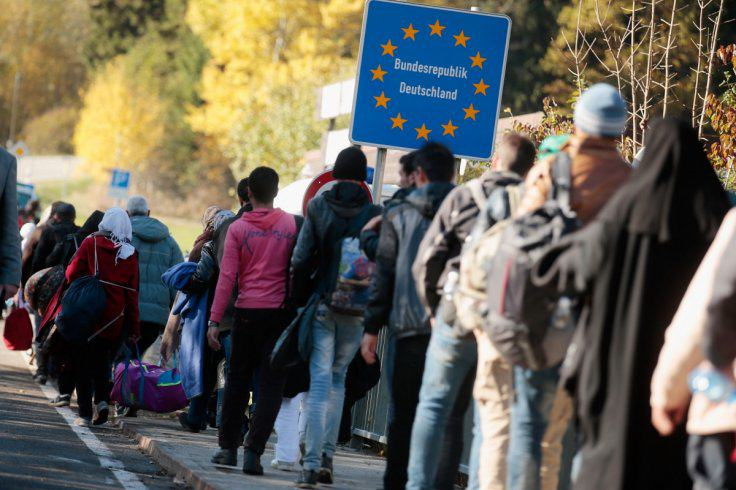 Germany Is Now Seizing Cash And Valuables From Arriving Refugees refugees cross border