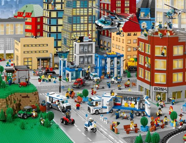 Lego Have Just Released The Job Of Your Childhood Dreams reo461rn