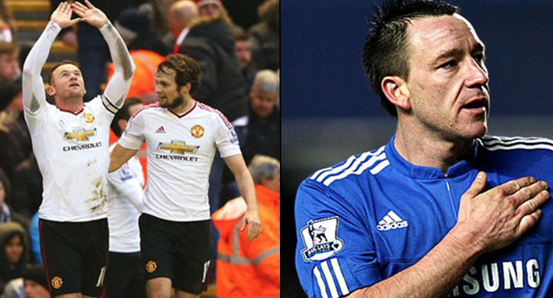 Five Things We Learnt From This Weekends Premier League Action rooney fb