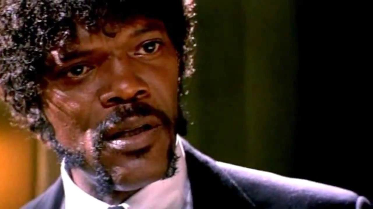 Samuel L. Jackson Performing Classic Movie Lines Is Unbelievably Cool %name