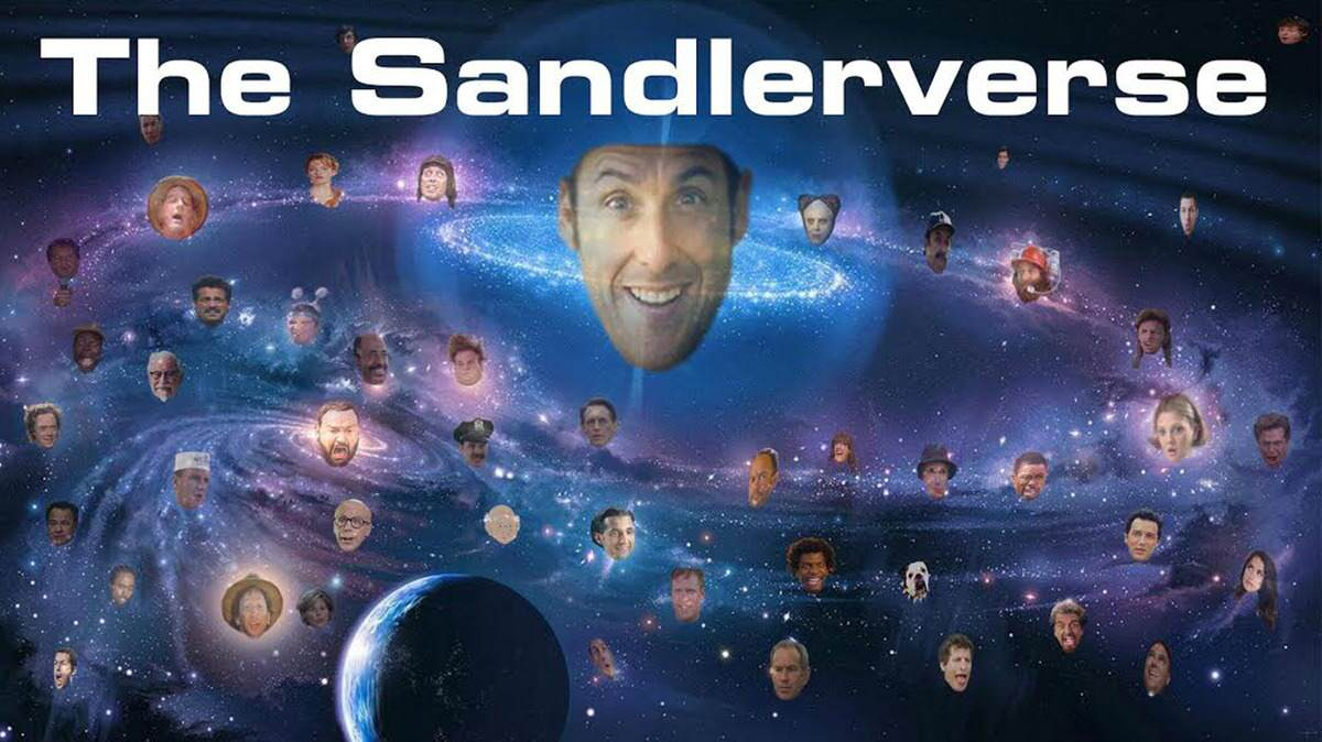 This Guy Has Explained How Every Adam Sandler Movie Is Connected sandlerverse1
