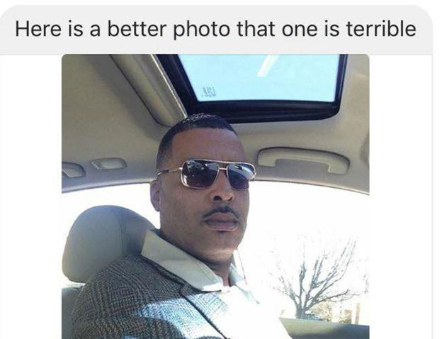 Guy Unhappy With Mugshot Sends A Better One To Police selfie