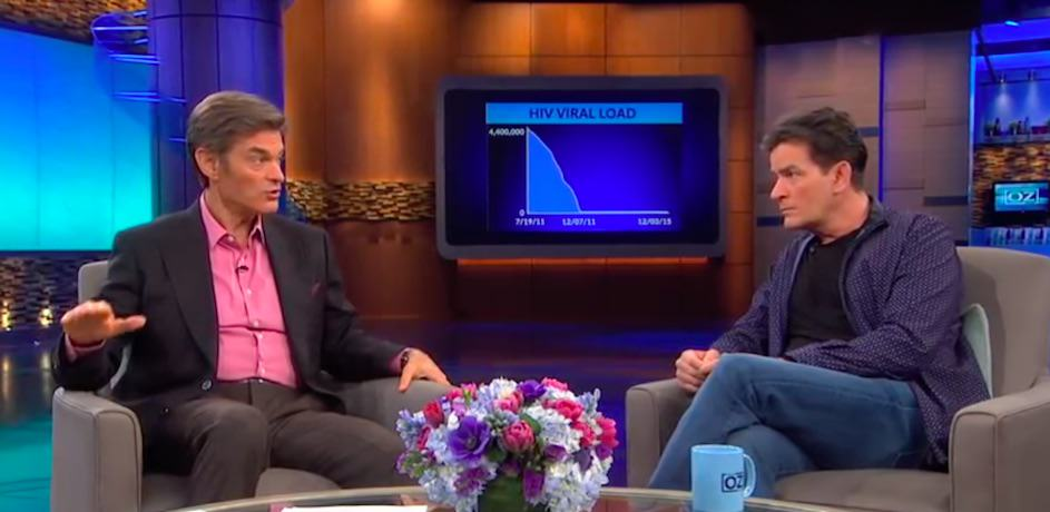 Charlie Sheen Reveals His Doctor Injected Himself With Sheens Blood sheen4