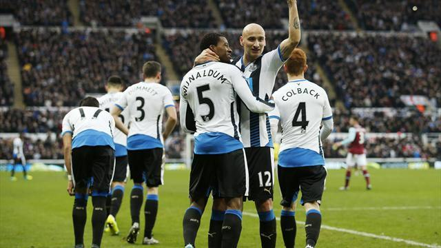 Five Things We Learnt From This Weekends Premier League Action shelvey 1