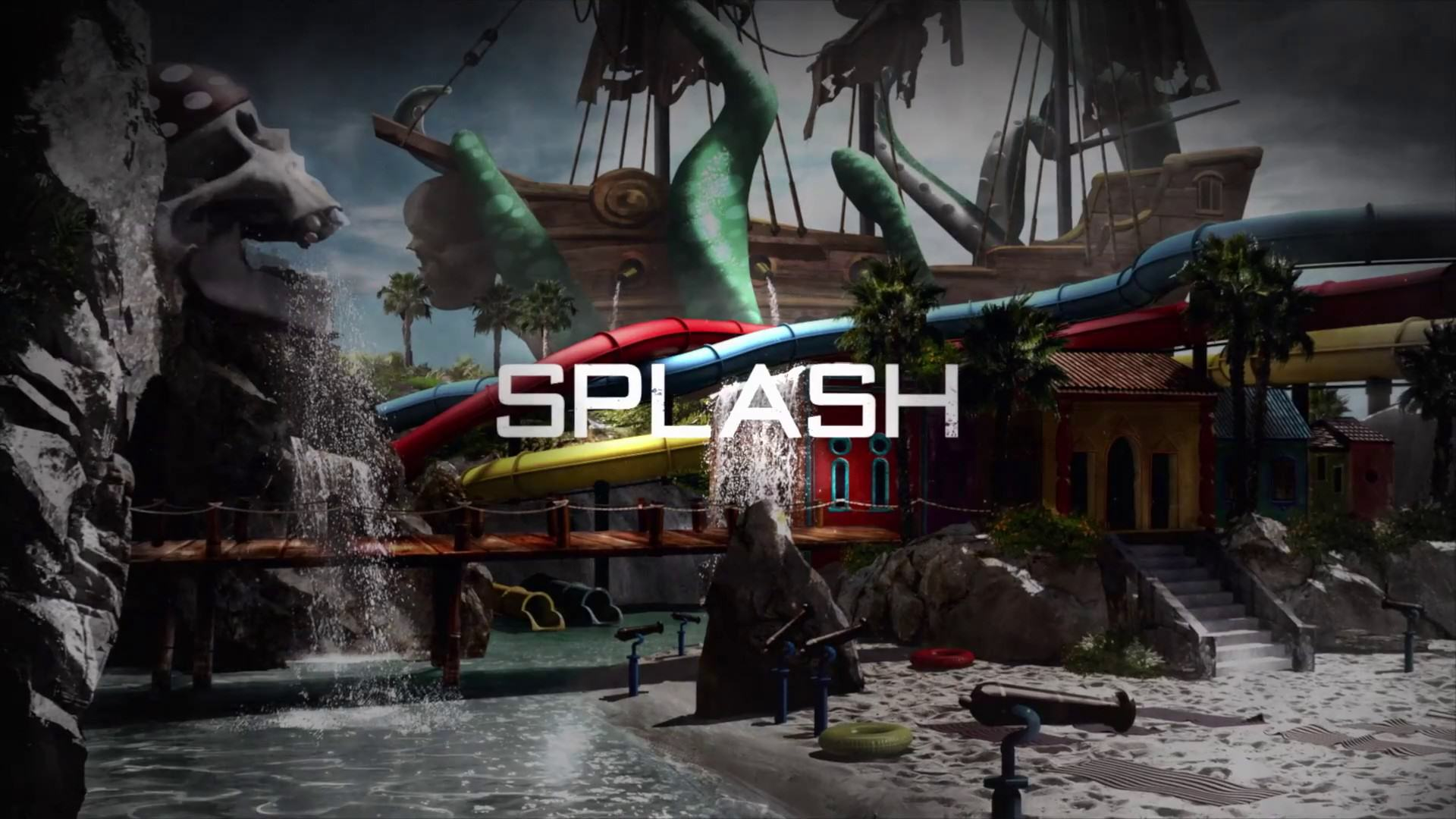 Activision Tease New Black Ops 3 DLC Multiplayer Map Skyjacked splash