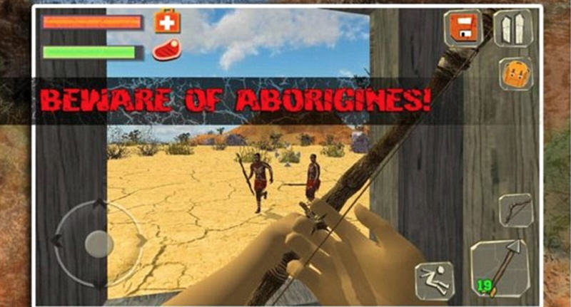 This Survival Game App Has Just Been Banned For Being Racist survival island WEB 2