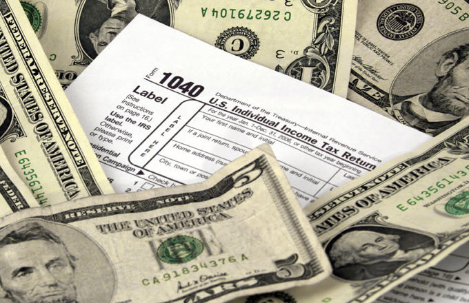 Heres How Much Of The $1.5bn Lotto Money Youd Actually Get After Tax tax refund