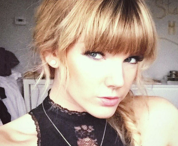 This Girl Was Bullied For Being The Absolute Spitting Image Of Taylor Swift taylor swift copy