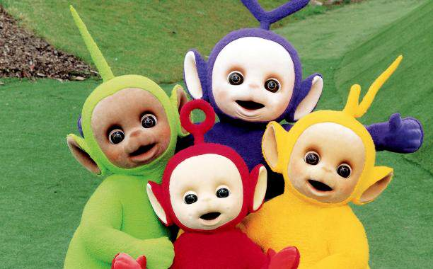 Dad Of Three Who Played Tinky Winky Dead Aged 52 teletubbies
