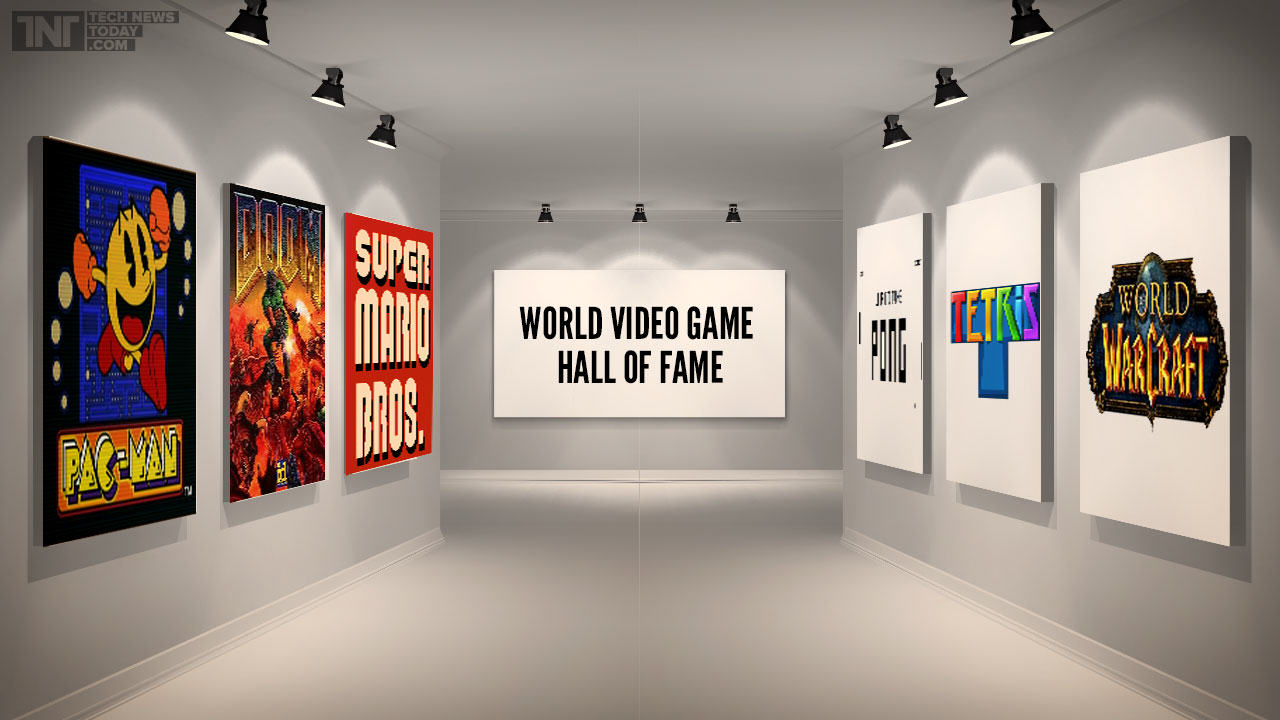 The Video Game Hall Of Fame Wants Your Nominations the first six names in the world video game hall of fame