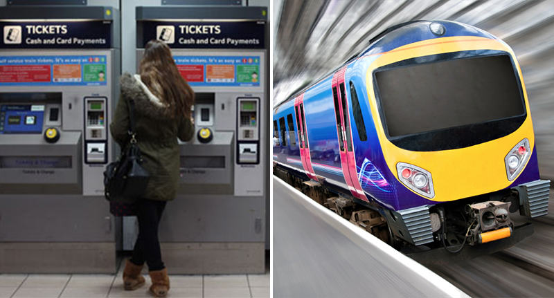 A New Loophole Could Save You Hundreds Of Pounds On Train Tickets train ticket hack FB