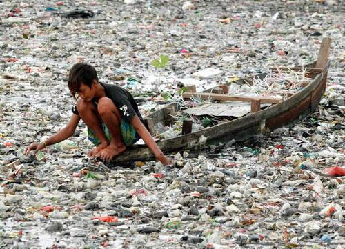 There Will Be More Plastic In The Oceans Than Fish By 2050 trash2