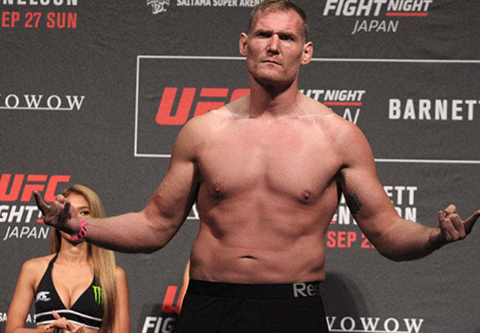 UFC Fighter Reveals Worst Injury Hes Ever Had, And Please God No ufc1 1
