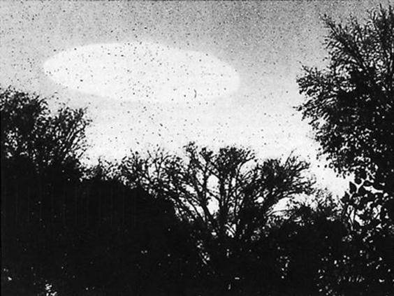 CIA Releases Declassified Photos Of UFOs Hovering Over Britain ufo sightings4